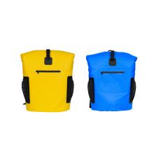 Outdoor Waterproof Zipper Dry Backpack