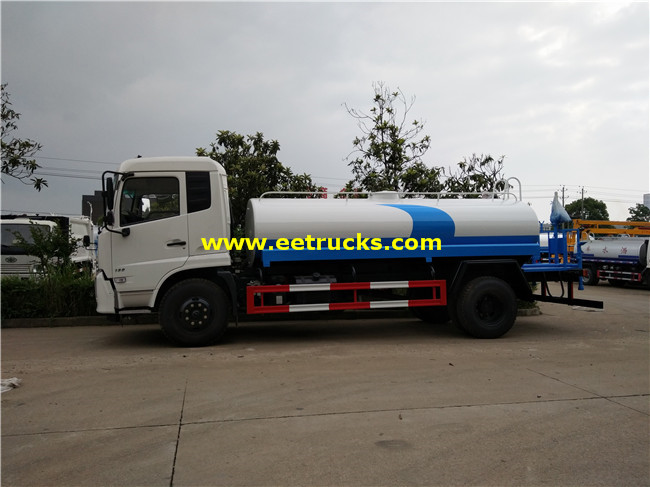Dongfeng Water Spraying Trucks