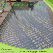 One Time Hot Press Recycled Core Marine Plywood From Linyi