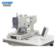 ZY9820 Factory Handy Button Fully Automatic button holing Sewing Machine