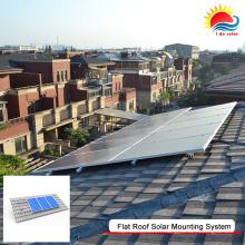 Système de défilement de tuiles de toit de panneau solaire d'aspect esthétique (NM0505)