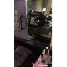 Vaso cilíndrico sem costura giratório de metal de ferro em formato alto