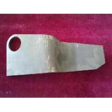 Travaux de plaques métalliques