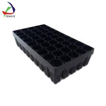 Fábrica al por mayor de vacío que forma la bandeja de siembra de plástico