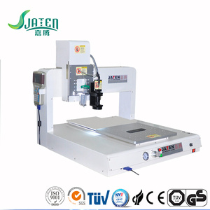 glue dispensing machine for hot melt adhesive