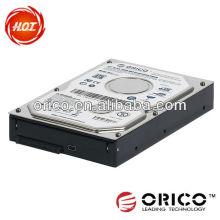 """ORICO 1025US 2.5 """"HDD Mobile Rack, unidad de disco duro Recinto externo, 3.5"""" a 2.5 pulgadas Converter Case"""