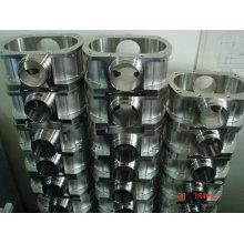 Roda de engrenagem do metal da precisão com Aluminmum / aço
