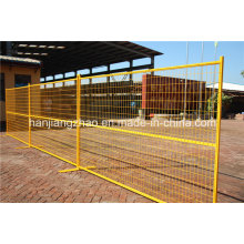 Hot DIP Galvanized Temporary Fence China for Australia, Canada & Us