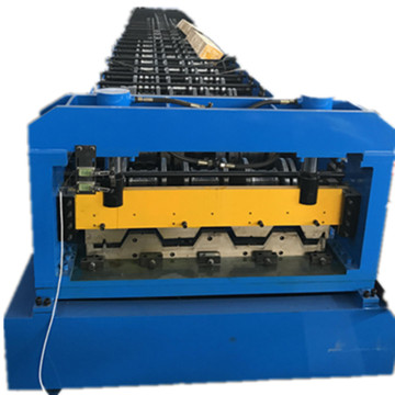1200mm Steel decking sheet roll forming machine