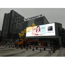 Outdoor P10mm DIP LED Video screen