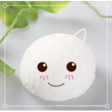 Éponge de konjac/produits de nettoyage du visage/fibre de konjac 100 % naturelle