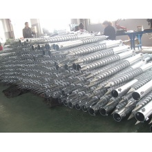 Ground Screw Anchor For Solar Power Plant