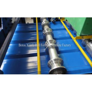 Artificial Colourful Roof Tile Plate Forming Machine