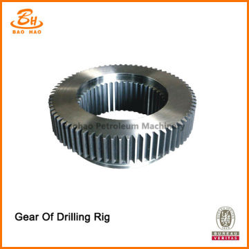 Gears of Drilling Rig for Well Oil