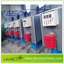 Leon brand poultry farm used heating system for sale