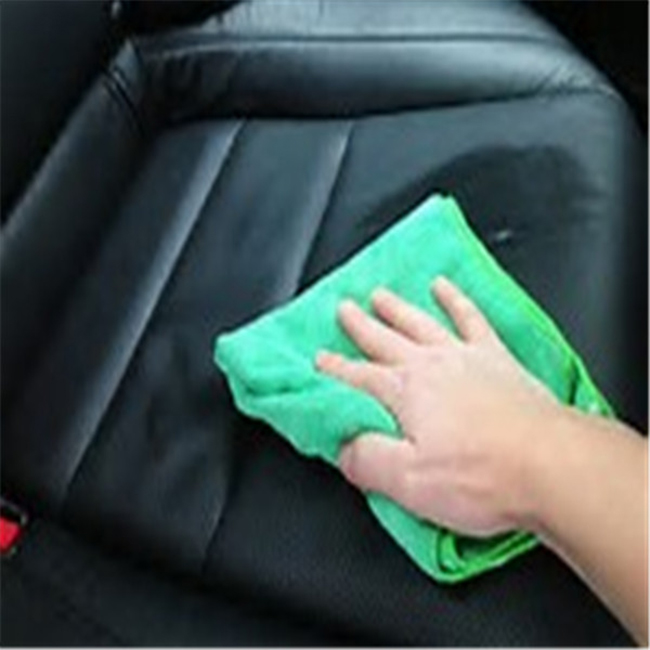 fast drying microfiber cleaning car towel