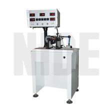 Peso automático de la posición que agrega la máquina dinámica equilibrante del rotor