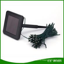 Luces de cadena impermeables de la energía solar 100LED para el jardín de la fiesta de Navidad