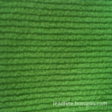 Stripe Jersey Fleece Fabric with Wicking Functions, Made of 90% Polyester and 10% Spandex