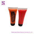 Blacklight UV neon fluorescent body face paint