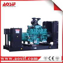 Aosif generador utilizado KT38-G 620kw 60Hz 1800 rpm generador