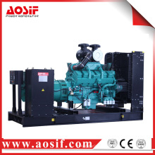 Aosif используется генератор KT38-G 620kw 60 Гц 1800 об / мин генератор