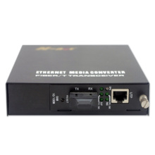 Managed Ethernet Fiber Media Converter