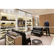 Metal display stand for bags and handbag store interior decorationNew