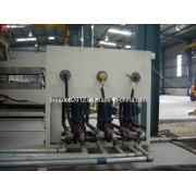 Warm Water Roller Temperature Control System