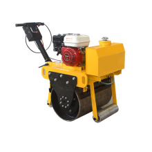 Walk-Behind Self-Propelled Vibratory New Road Roller Machine for Sale