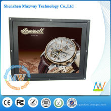 12 inch open frame lcd advertising player