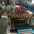 Double face, supermarché, écran métallique, étagère, panneau, rouleau, formateur, machine de fabrication, Vietnam