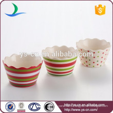 Wholesale beautiful ceramic candlestick made in china