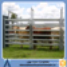 Personalizado de alta calidad y la fuerza de cuadrados / redondos / óvalo de tubos de estilo vaca cerca