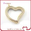 Heart locket gold locket designs manufacturer