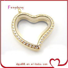 Heart locket gold locket designs manufacturer
