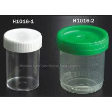 CE aprobó el envase desechable del esputo (H1016-1, H1016-2)