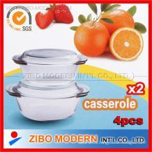 High Borosilicate Casserole