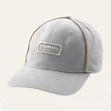 Wolle 6 Panel Short Brim Baseball Cap