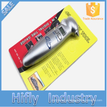 HF-RB01 Hot 4 en 1 medidor de presión de neumáticos digital Precision Automotive MonitoringTire tabla de medidor de presión (certificados CE)