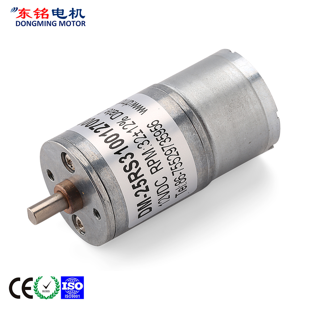12 volt dc motor and gearbox