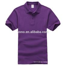 atacado preço barato ajuste do músculo t camisa personalizada polo