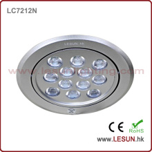 Cut Hole 120mm 12*3W LED Jewelry Ceiling Light (LC7212N)