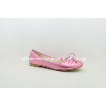 Classic European Comfort Flat Women Ballerina Pumps Shoes