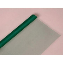 PVC revestido tela de janela de ferro, mosquiteiro