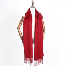 Kein MOQ Wolle Schal Schal