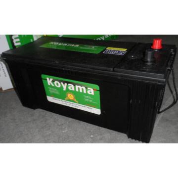 Bateria do caminhão do carro de Koyama 12V 150ah Mf
