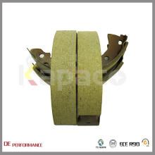 OE NO 44060-04A25 Kapaco High Quality Brake Shoe Set For Nissan PRAIRIE