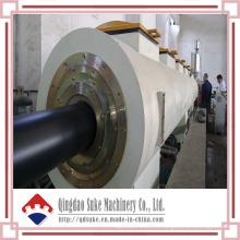 Máquina de fabricación de extrusión de tubos de PE de gran diámetro