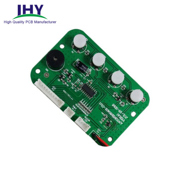 High Performance OEM Quick Turn 4 Layer Prototype PCB